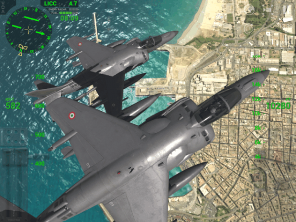 意大利海军模拟