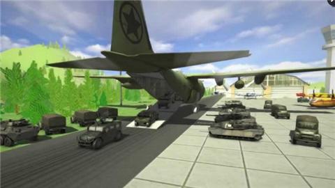 陆军运输机模拟器2017