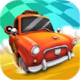 3D模拟疯狂赛车