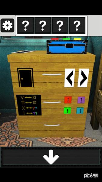 逃脱游戏复古房间之谜软件截图3