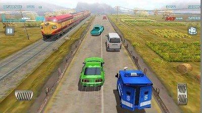 单机狂野赛车3D