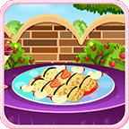 草莓可丽饼做饭游戏