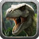 模拟巨大恐龙