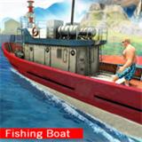 钓鱼船模拟器2019