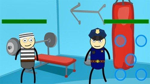 火柴人逃离电梯软件截图0