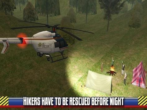 直升机的模拟救援软件截图0