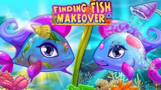 寻找鱼化妆