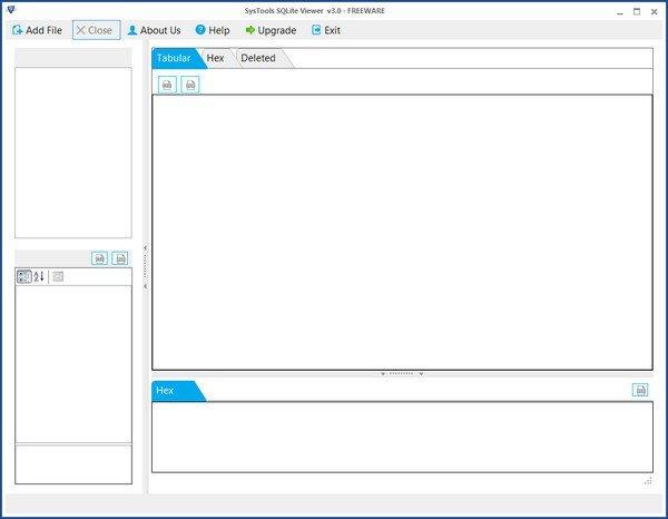 SysTools Sqlite Viewer(SQLite文件查看器)下载