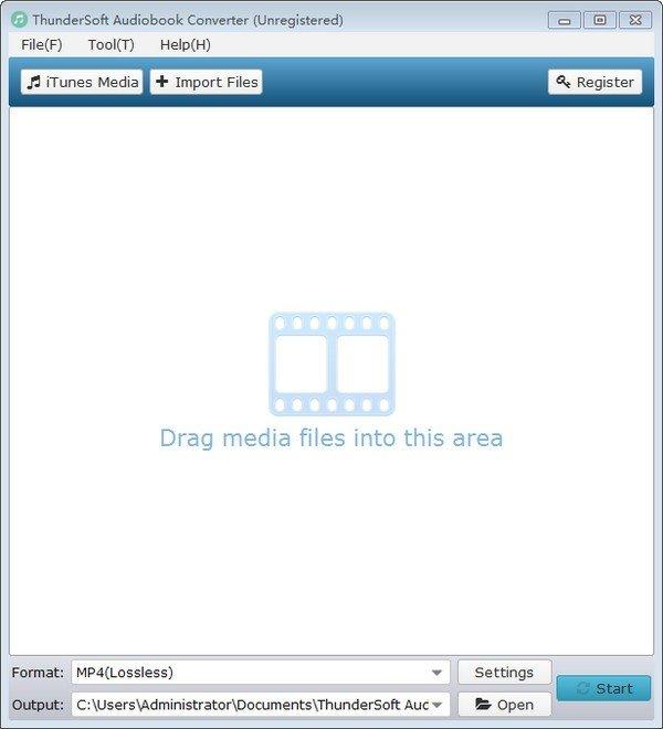 ThunderSoft Audiobook Converter(有声书转换软件)下载