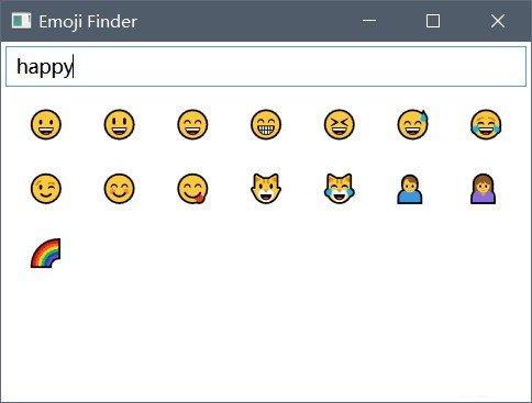 Emoji Finder(表情搜索工具)下载