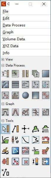 Gwyddion(显微镜可视化和分析)