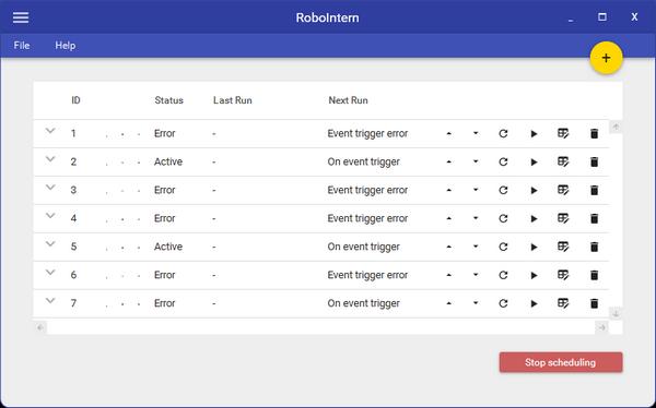 RoboIntern(多功能任务计划工具)下载