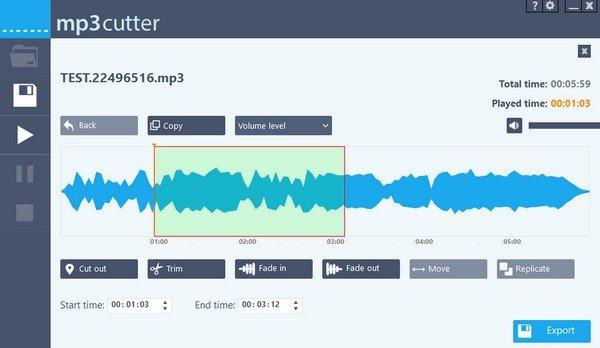 Abelssoft mp3 cutter(MP3剪切器)