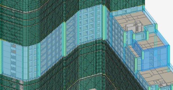 广联达BIM模板脚手架设计软件