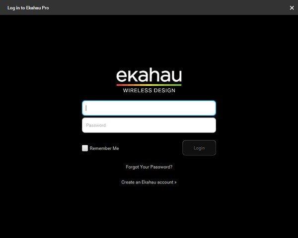 Ekahau Pro(Wi-Fi规划勘测软件)下载