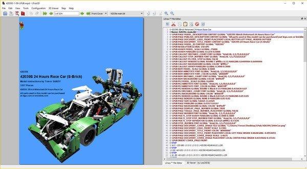 LPub3D(模型建筑设计软件)下载