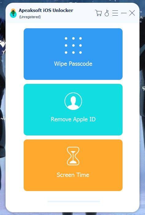 Apeaksoft iOS Unlocker(iOS解锁工具)