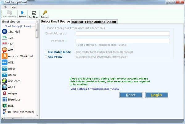 Advik Email Backup Wizard(邮件备份工具)
