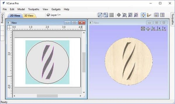 Vectric VCarve Pro(雕刻软件)