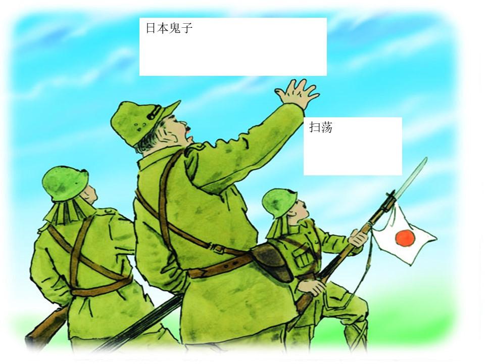 《小英雄王二小》PPT课件4下载