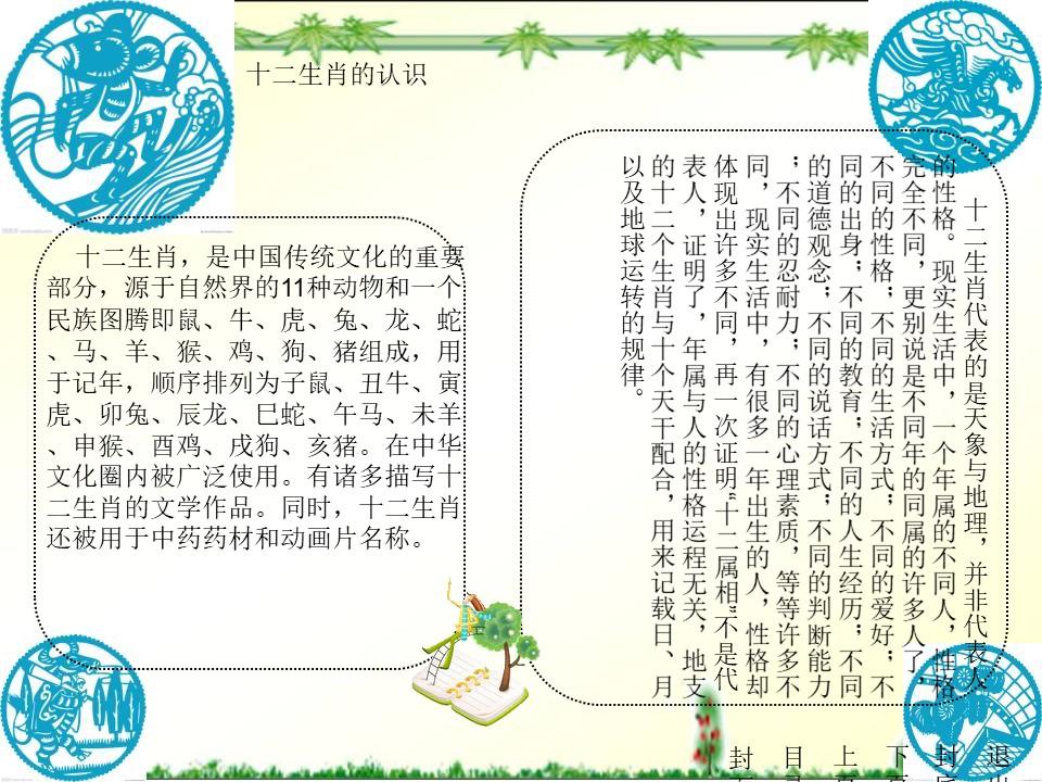 《十二生肖的故事》PPT课件3下载
