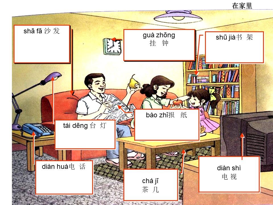 《在家里》PPT课件5下载