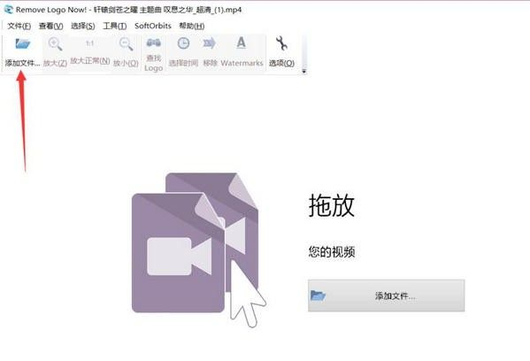 视频去水印软件(Remove Logo Now)下载
