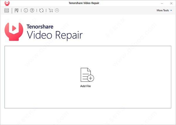 Tenorshare Video Repair(视频修复工具)