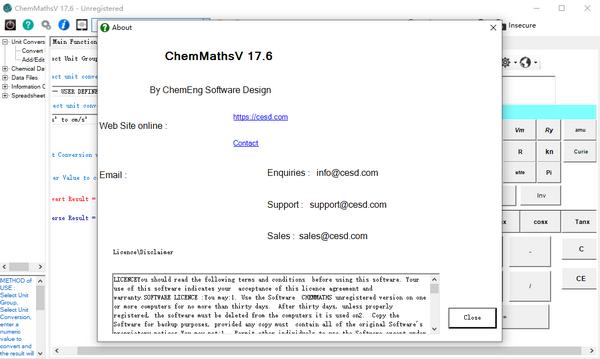 ChemMaths(化学公式编辑软件)下载