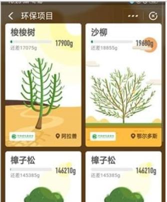 支付宝蚂蚁森林保护地介绍 蚂蚁森林保护地有哪些?