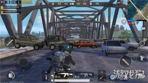 刺激战场三种堵桥方法解析 让你轻松收取过路费 了解一下!