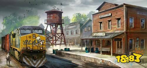 明日之后西部小镇攻略大全 西部小镇宝箱位置
