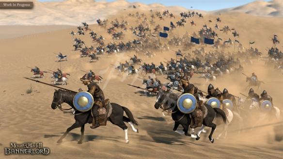 《骑马与砍杀2》武器攻击范围怎么计算 武器攻击范围计算方法一览