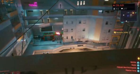 赛博朋克2077扫描公寓安保系统任务攻略