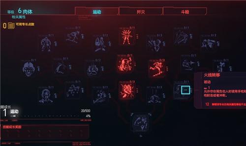 赛博朋克2077最强加点路线推荐