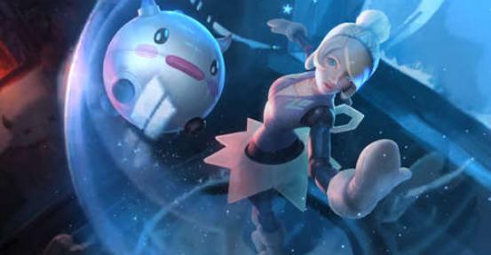 英雄联盟手游冰雪节英雄皮肤一览