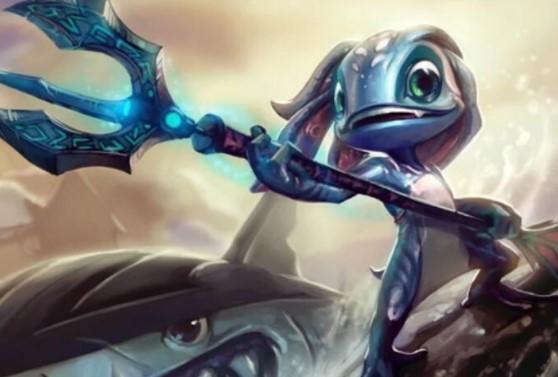 2021LOL无限火力小鱼人最强出装和天赋介绍