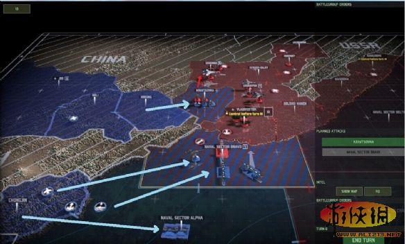 《战争游戏:红龙》中国战役三回合通关图文攻略