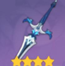 原神祭礼剑属性介绍 祭礼剑适合谁用以及突破材料介绍