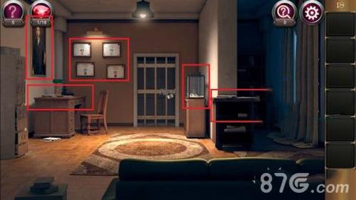 密室逃脱17第18关怎么过 密室逃脱17第18关密码箱密码怎么输入 密室逃脱17第18关攻略图解法