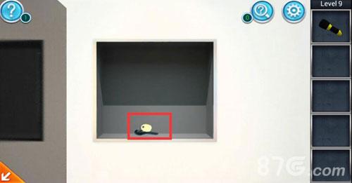 密室逃脱3第9关抽象画 密室逃脱3第9关怎么过 密室逃脱3逃出办公室第九关图文攻略