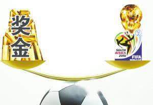 2018世界杯的奖金额度,历史之最!