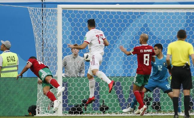 2018世界杯前瞻:葡萄牙VS摩洛哥 c能否带队取首胜【图】