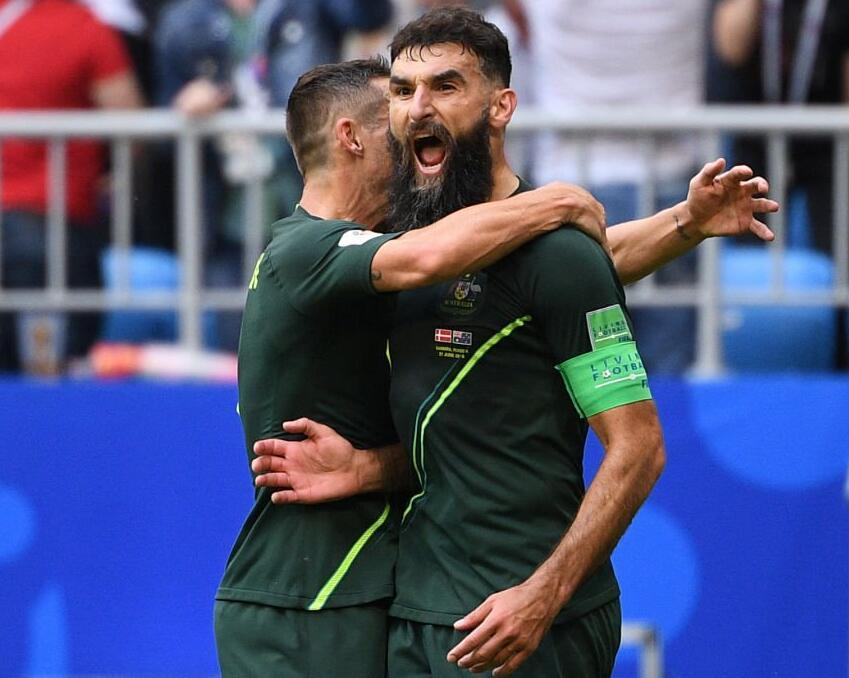 澳大利亚止世界杯四连败 上一次拿分是什么时候?