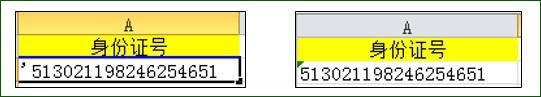 Excel输入身份证号显示不全怎么办?Excel输入身份证号技巧分享