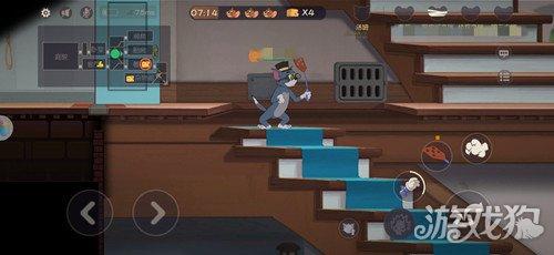 猫和老鼠手游管道 猫玩家必须知道的小技巧
