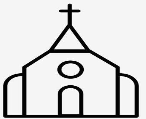 qq画图红包教堂怎么画?qq画图红包教堂画法