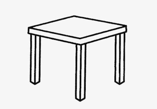 QQ红包桌子图案怎么画好识别?桌子图案最容易识别画法分享