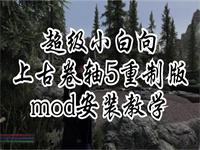 上古卷轴5衣服mod_上古卷轴5衣服mod怎么调出来