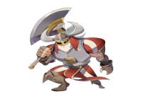 《伊甸之战》狂斧战士卡牌介绍 狂斧战士卡有什么用